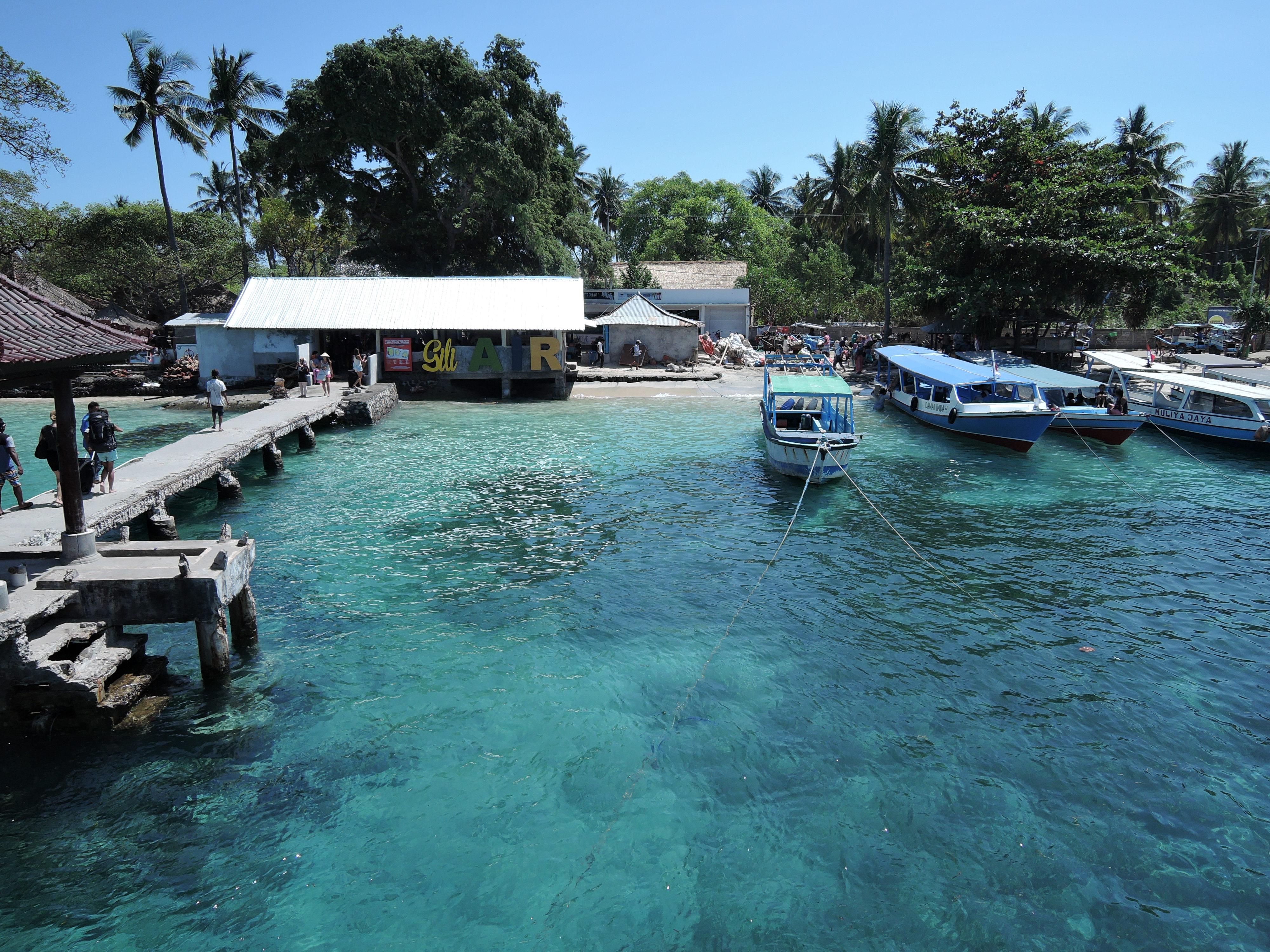 Gili Air Indonésia